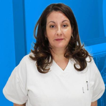 Dr Aleksandra Terzić-Beljaković, Specijalista radiologije