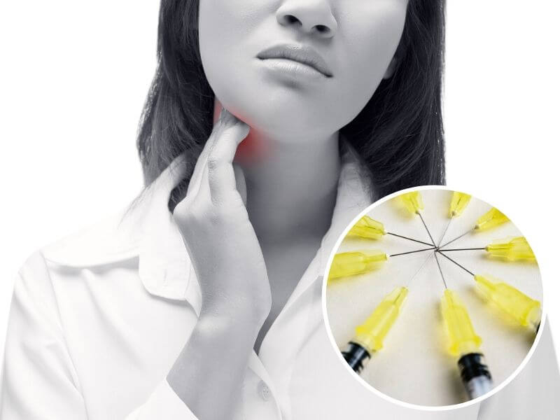 Iglena biopsija štitaste žlezde (Punkcija)