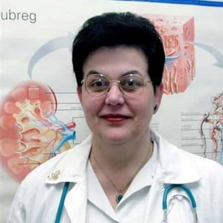 Dr Anka Stanojčić je specijalista interne medicine-nefrolog iz Beograda, sa dugogodišnjim iskustvom u lečenju pacijenata sa bubrežnim oboljenjima.