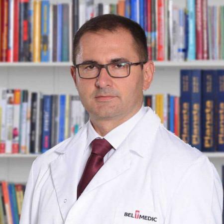 Doc. dr Nebojša Marić je grudni hirurg iz Beograda, stručnjak za video-asistirane torakoskopske intervencije i operacije. Saznajte više i zakažite pregled.