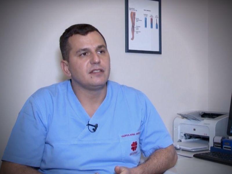 EP001: Dr Srđan Babić, vaskularni hirurg