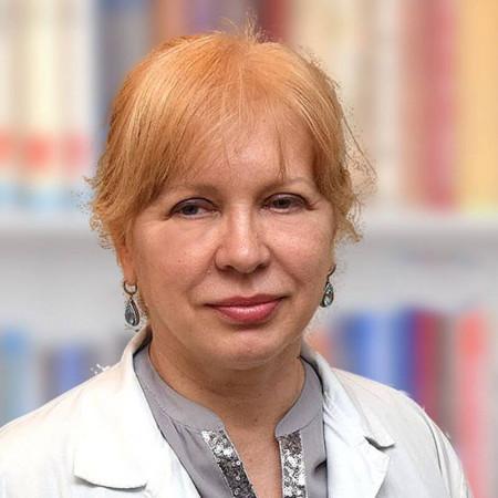 Prof. dr Ružica Maksimović, Specijalista radiologije