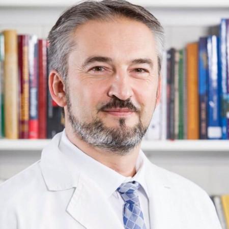 Spec. dr med. Dragutin Lomić, Specijalista radilogije