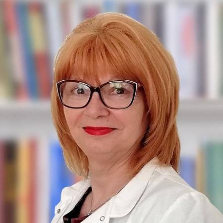 Dr Vesna Lalić, Specijalista neuropsihijatrije