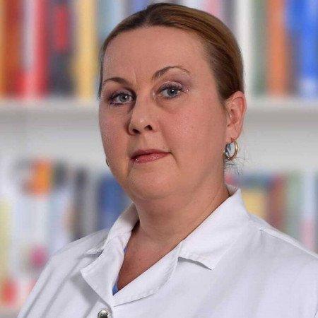 Dr Jelena Perović Jovanović je specijalista otorinolaringologije u Beogradu. Ima višegodišnje iskustvo u lečenju bolesti uha, grla i nosa kod odraslih.