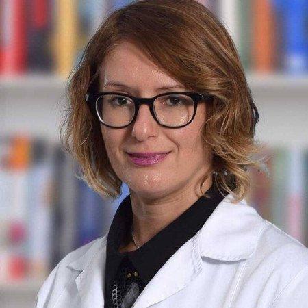Spec. dr med. Milena Pavlović, Specijalista otorinolaringologije