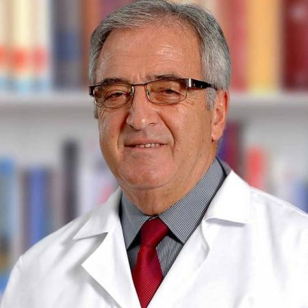 Prim. dr sci. med. Dragutin Tričković, Specijalista dečje hirurgije i urologije