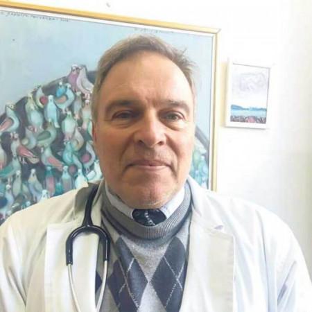Prof. dr Srđan Popović, Specijalista interne medicine, endokrinolog