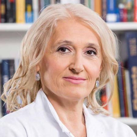 Prof. dr Ružica Kozomara, Specijalista maksilofacijalne hirurgije