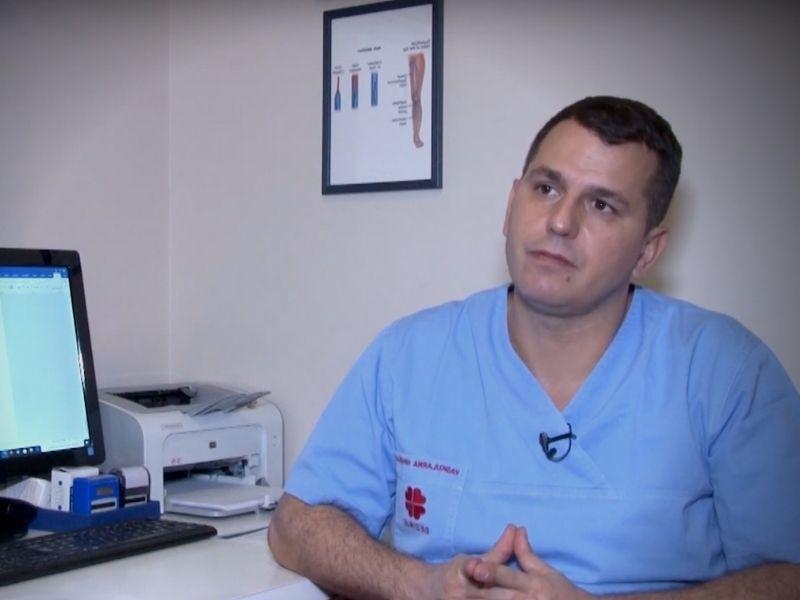 EP008: dr Srđan Babić, vaskularni hirurg