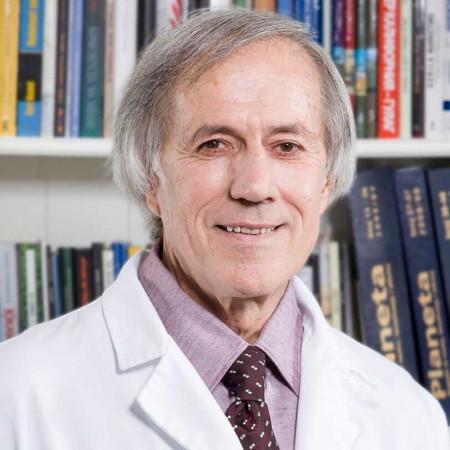 Prof. dr Mijomir Pelemiš, Specijalista infektologije