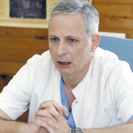 Prof. dr Nebojša Radovanović, Specijalista interne medicine, kardiolog