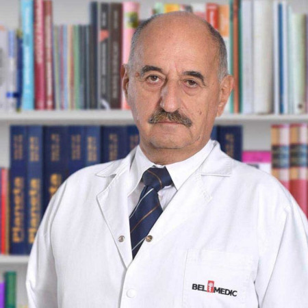 Prof. dr Predrag Rebić je specijalista pneumoftiziologije iz Beograda, sa dugogodišnjim iskustvom u dijagnostici i lečenju plućnih bolesti. Pročitajte više i zakažite.