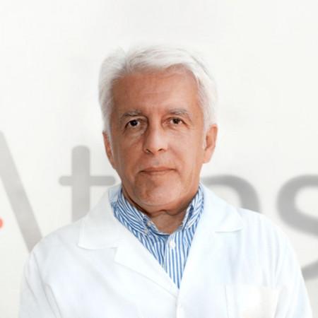 Mr sci. med. dr Goran Milivojević, Specijalista interne medicine i hematolog