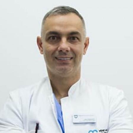 Prof. dr Ivan Marjanović, Specijalista vaskularne hirurgije
