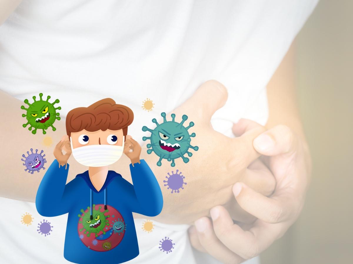 Zapaljenske bolesti creva i korona virus