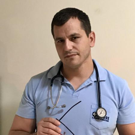 Ass. dr sci. med. Srđan Babić, Specijalista vaskularne hirurgije sa angiologijom