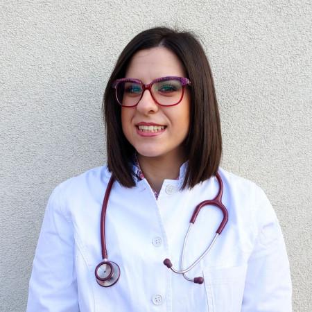 Dr Magdalena Nikolić, Doktor medicinskih nauka