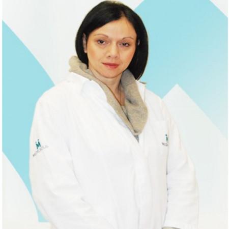 Dr Ivana Kostadinović, Specijalista radiologije