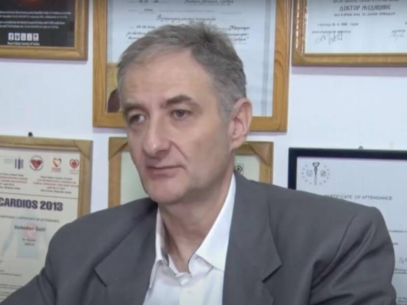 EP026: Dr Slobodan Gajić, kardiolog