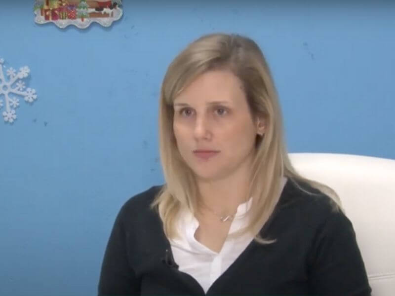 EP027: Smilja Vukotić, diplomirani logoped