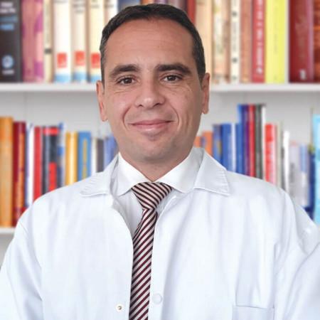 Dr Bojan Ilisić, Internista kardiolog
