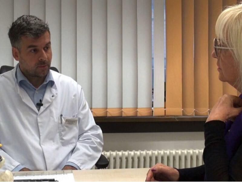 Intervju sa dr Brankom Krajnovićem, spinalnim hirurgom