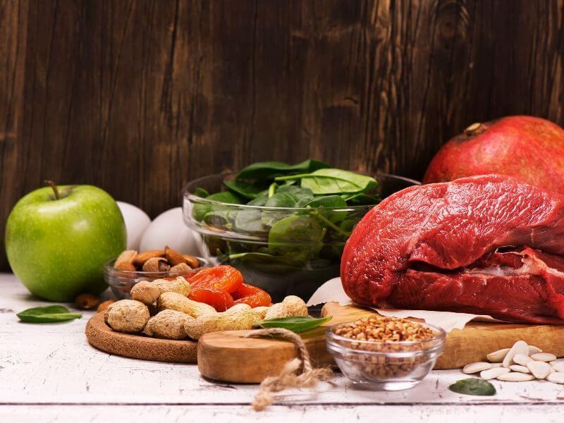Pravilna ishrana i anemija