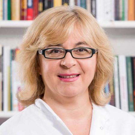Spec. dr med. Snežana Radić, Specijalista dečje pulmologije