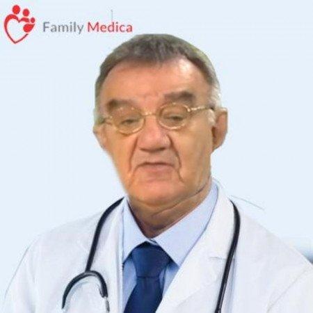 Prof. dr Vojislav Perišić, Dečiji gastroenterolog