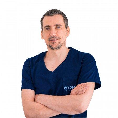 Dr Miloš Bojović, Specijalizant fizikalne medicine i rehabilitacije