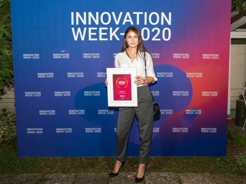 Nagrada za inovativnost za Stetoskop.info portal