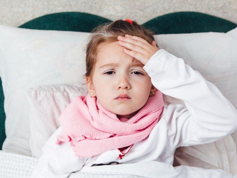 Febrilne konvulzije (Fras) - strah svakog roditelja