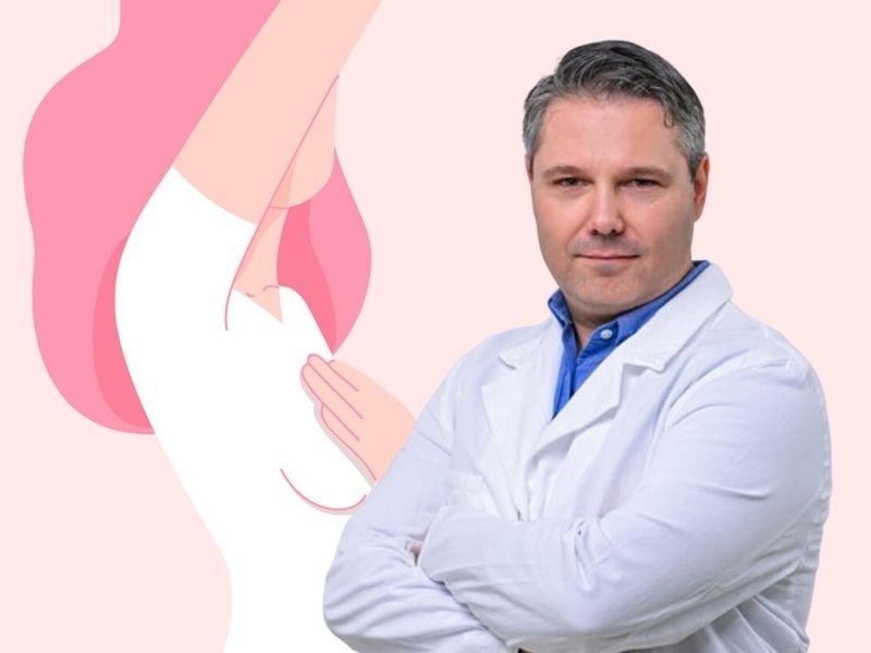 Rak dojke, intervju sa onkohirurgom: Ass. dr Marko Buta