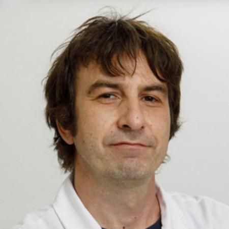 Dr Dušan Tomić, Endokrinolog