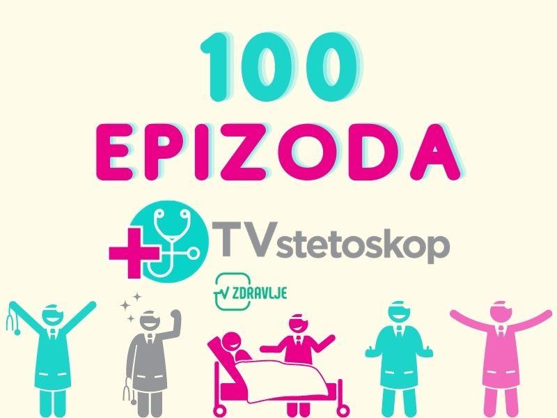 TV Stetoskop - 100 epizoda za godinu dana
