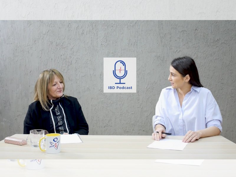 IBD podcast EP 019: prof. dr Njegica Jojić, gastroenterolog