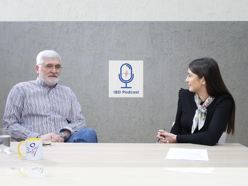 IBD podcast EP 020: prof. dr Dino Tarabar, gastroenterolog i onkolog