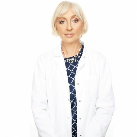 Dr Biljana Jakovljević, Specijalista radiologije