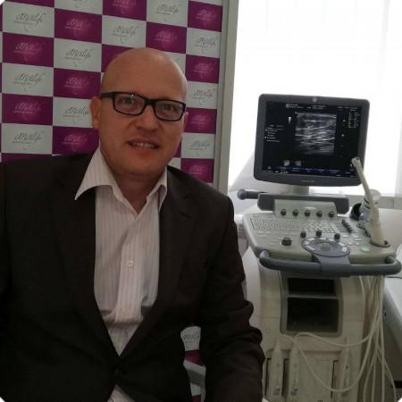 Spec. dr med. Aleksandar Dmitrović, Specijalista ginekologije i akušerstva