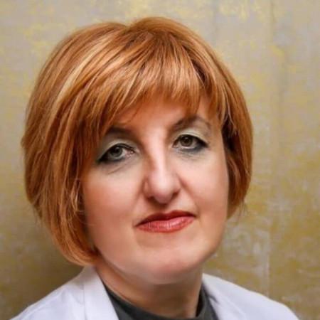 Spec. dr med. Elvira Sabo, Specijalista ginekologije i akušerstva.