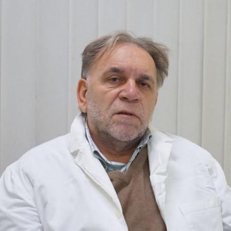 Spec. dr med. Mihajlo Vidanović, Specijalista ortopedije