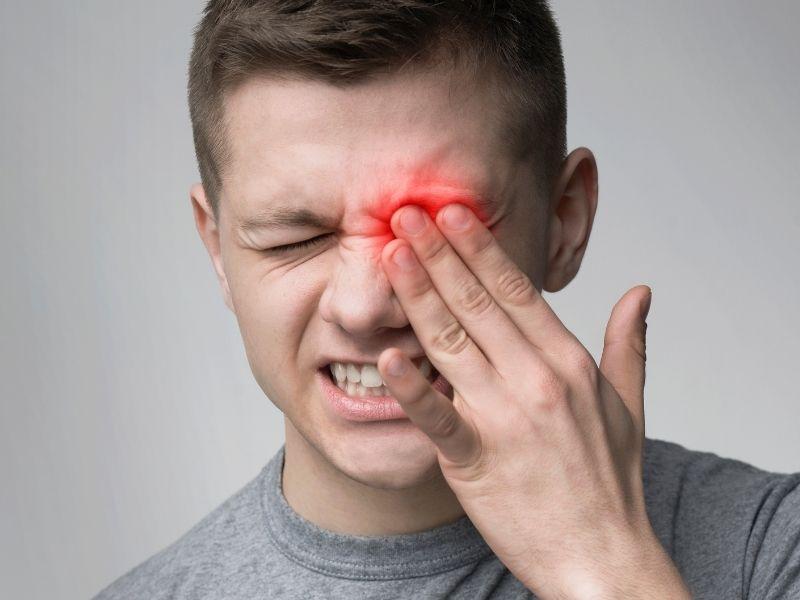 Uticaj boravka u zatvorenom prostoru na vid