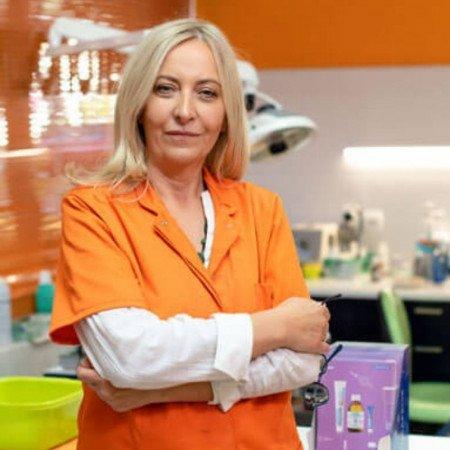Dr Dragana Conić Stojković, Stomatolog, specijalista stomatološke protetike