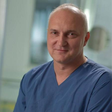 Doc. dr Marko Kontić, Specijalista oftalmologije