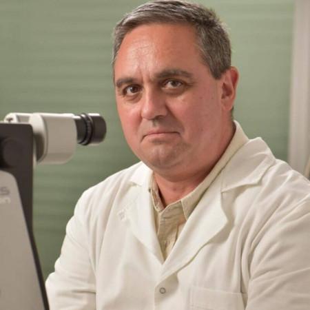 Doc. dr Milorad Milivojević, Specijalista oftalmologije