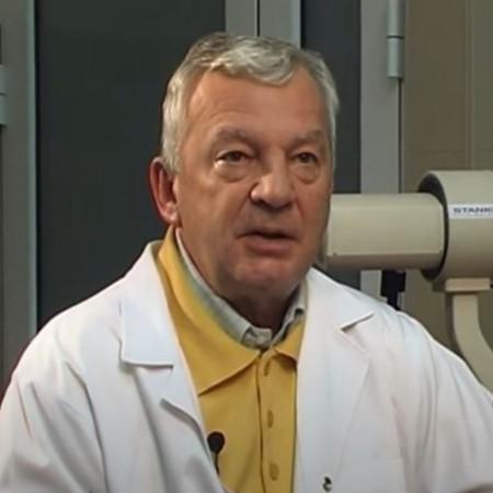 Prof. dr Branko Stankov, Specijalista oftalmologije