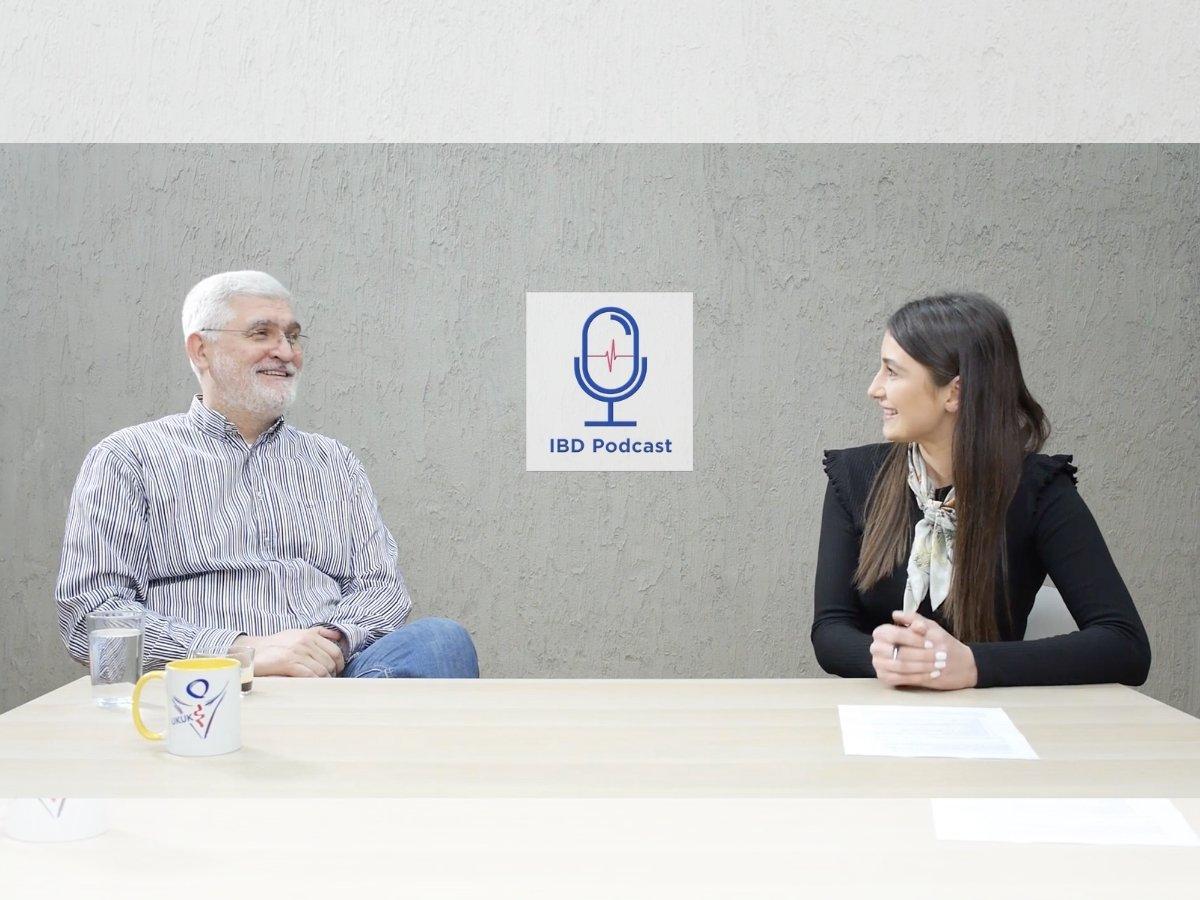 IBD podcast EP 023: prof. dr Dino Tarabar, gastroenterolog i onkolog