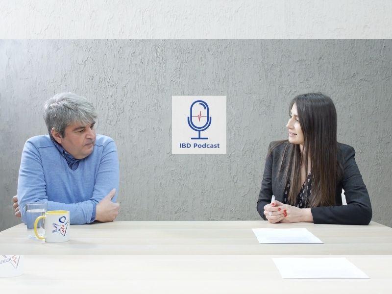 IBD podcast EP 025: Dr Slobodan Srećković, endoskopista/gastroenterolog