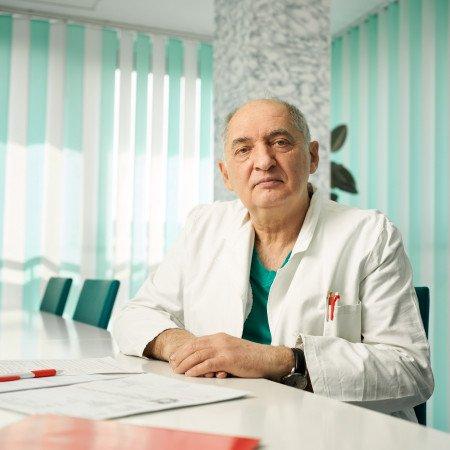 Prof. dr Aleksandar Nagorni, Specijalista gastroenterologije
